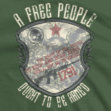 A FREE PEOPLE OUGHT TO BE ARMED
