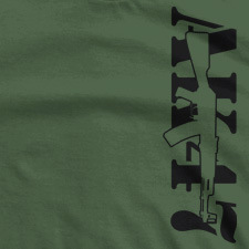 AK-47 VERTICAL FASHION