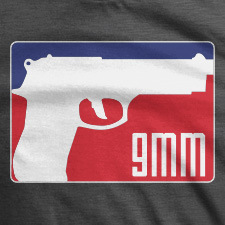 MAJOR LEAGUE 9MM