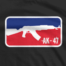 MAJOR LEAGUE AK-47