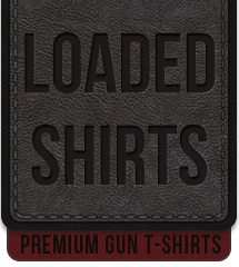 COOL GUN T-SHIRTS FOR FASHION FORWARD GUN LOVERS